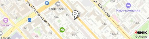 Хороший портной на карте Хабаровска