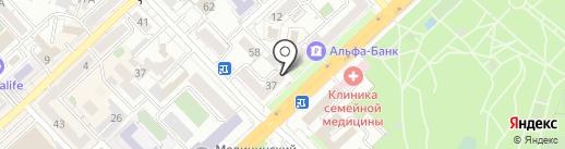 CyberPlat на карте Хабаровска