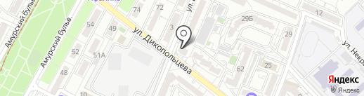 SHOWROOM_VERONI на карте Хабаровска
