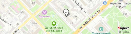 Nail Art на карте Хабаровска
