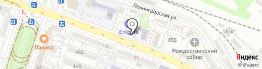 Art Vinyl на карте Хабаровска