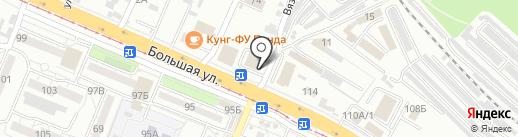 Легендарные футболки на карте Хабаровска
