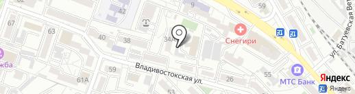 FanCars AUTO на карте Хабаровска