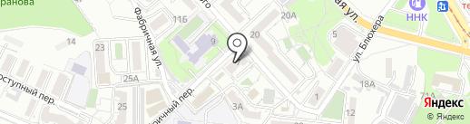 Праздник цветов и подарков на карте Хабаровска