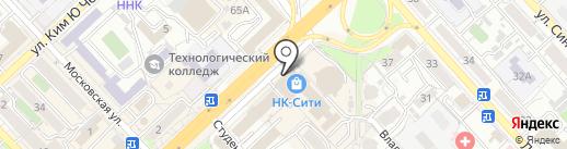 ModaPhoneCase на карте Хабаровска