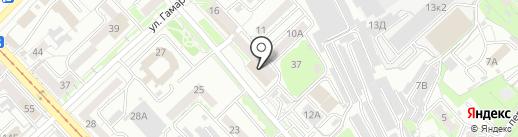 ЗастройщикДВ на карте Хабаровска