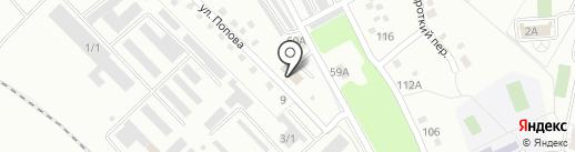 ГАРАНТ-Хабаровск на карте Хабаровска