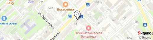 Сеть магазинов немецкой обуви на карте Хабаровска