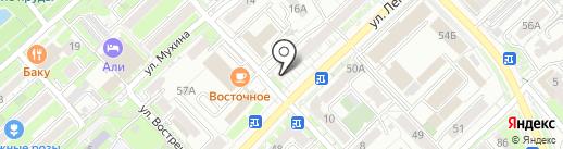 Сырная лавка на карте Хабаровска