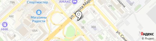 Аудит безопасности на карте Хабаровска