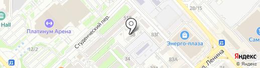 Beauty Expert на карте Хабаровска