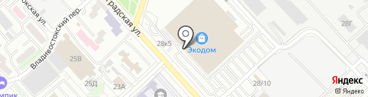 Купи для дома на карте Хабаровска