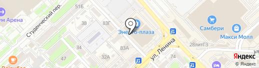 Stilissimo на карте Хабаровска