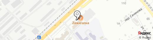 Грейт джой на карте Хабаровска