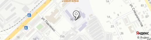 ЗАПОВЕДНЫЕ МЕСТА на карте Хабаровска