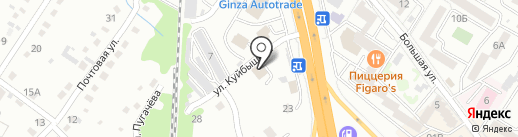 БизБренд на карте Хабаровска