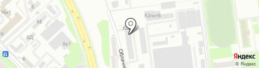 L-Cars на карте Хабаровска