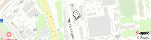 ДомДВ на карте Хабаровска