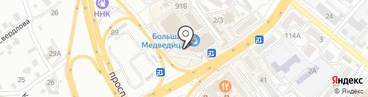 Rem-Service на карте Хабаровска
