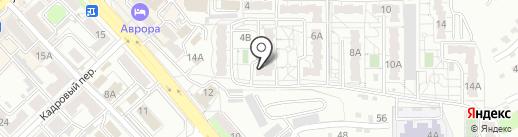 АМУР, ТСЖ на карте Хабаровска
