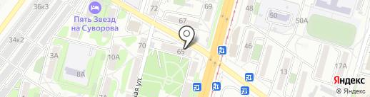ЗдравСити на карте Хабаровска