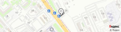 ЭНСИ на карте Хабаровска