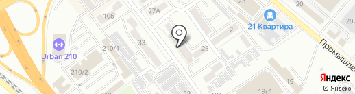 Сэллсо.ру на карте Хабаровска