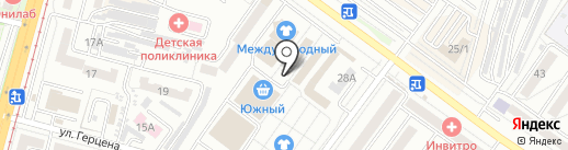 Деликатес ДВ на карте Хабаровска