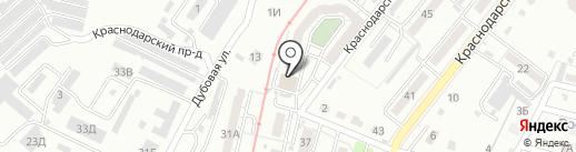 Аптека на карте Хабаровска