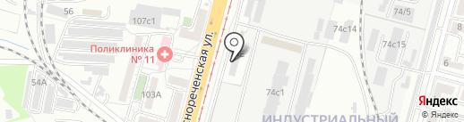 АМУР КРОВЛЯ на карте Хабаровска