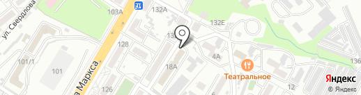 HiTech-лаборатория на карте Хабаровска