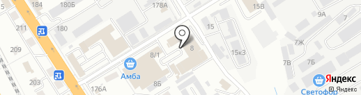 НК-Групп на карте Хабаровска