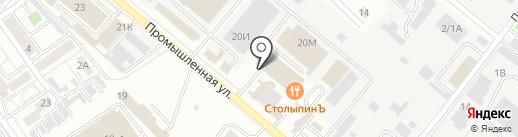 СМАРТВЭЙ на карте Хабаровска