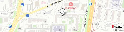 Речевая школа Ирины Цельник на карте Хабаровска