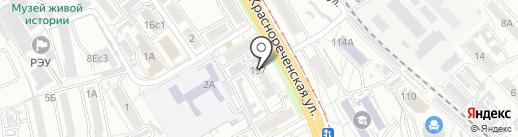 Нужные вещи на карте Хабаровска