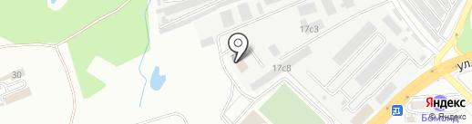 Альфа Дез Сервис на карте Хабаровска