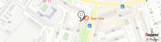 ЭкоДом на карте Хабаровска