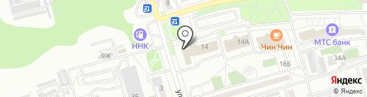 Цветы любимым на карте Хабаровска
