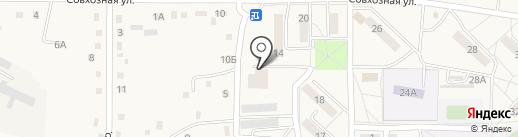 Культурно-досуговый центр, МКУ на карте Ильинки