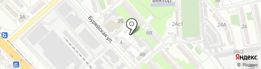 РемБокс на карте Хабаровска