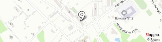 Счастливый дом, ТСЖ на карте Хабаровска