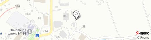 ДАЛЬЭНЕРГОСТРОЙМОНТАЖ на карте Хабаровска