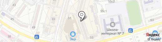 Expert Service на карте Хабаровска