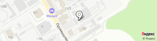 АВТОГАЛЕРЕЯ на карте Хабаровска