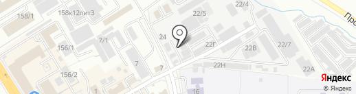 Магазин оптовых цен на карте Хабаровска