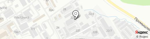 Авточехол 27 на карте Хабаровска