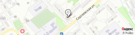Мир Продуктов на карте Хабаровска