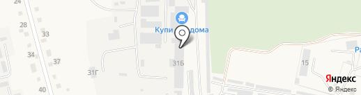 Строймеханизация на карте Ильинки
