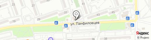 ДРВ-Фарма на карте Хабаровска