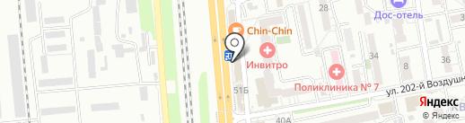 Телефон.ру на карте Хабаровска